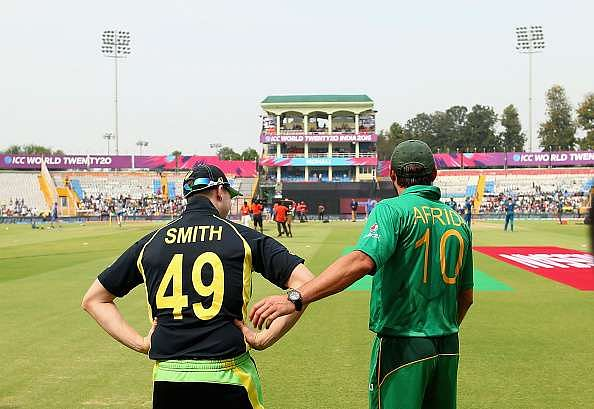 Afridi and Smith