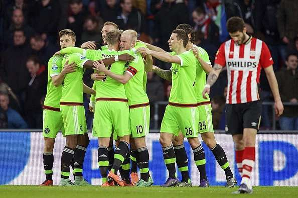 Ajax PSV