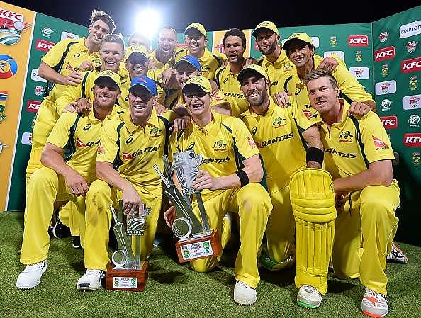 Australian squad for T20 World Cup 2016