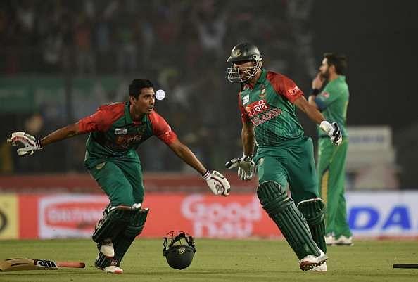 Pakistan vs Bangladesh ICC World T20 2016