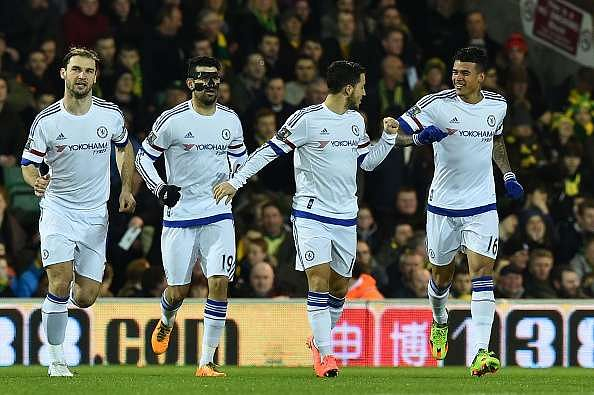 EPL: Chelsea extend unbeaten run with win over Norwich ...