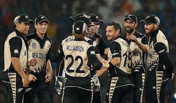India New Zealand Cricket World T20 2016