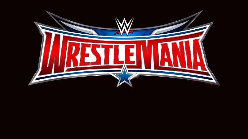 WWE WrestleMania 32:  Logo