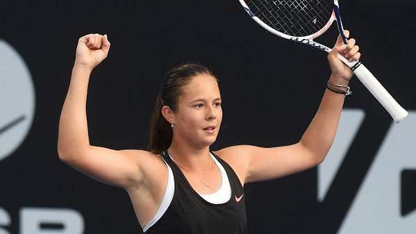 Daria Kasatkina is being touted as the next big star