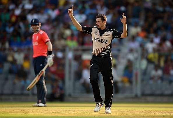 Mitchell Santner ICC World T20 2016