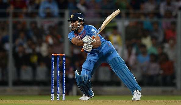 ICC T20 World Cup 2016: India vs New Zealand: MS Dhoni