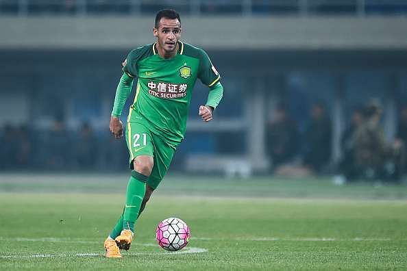 Beijing Guoan talisman Renato Augusto remains doubtful