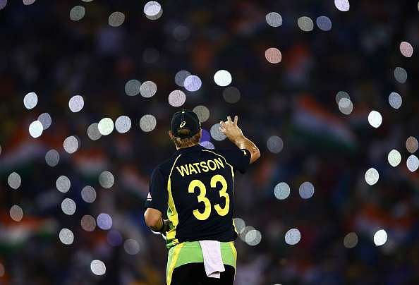 Rajasthan's own Shane Watson signs off silently