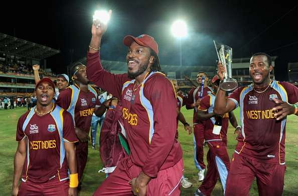 ICC World T20 2016: West Indies squad for the T20 World Cup