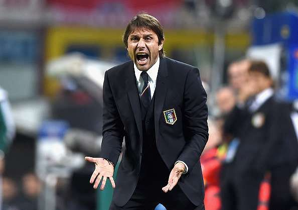 Conte Chelsea Expect Italy