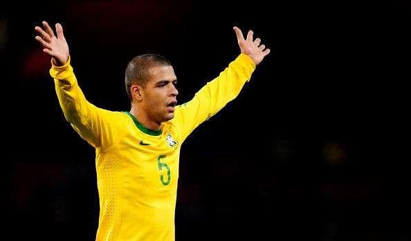 Melo Inter Milan Brazil Murderer Football
