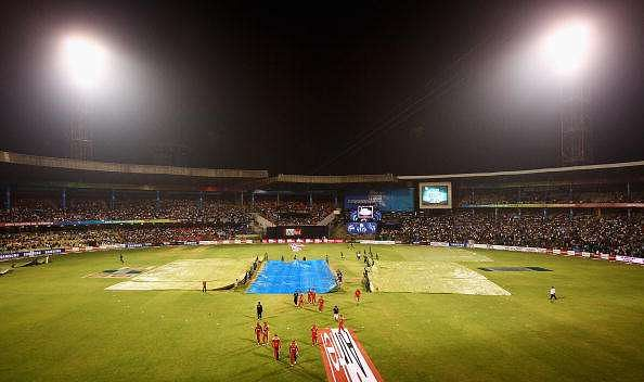 The teams have to pay a certain amount to the cricket associations in order to host their home games