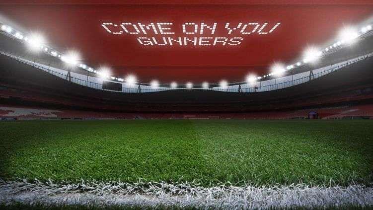 Arsenal Citroen sunroof Emirates