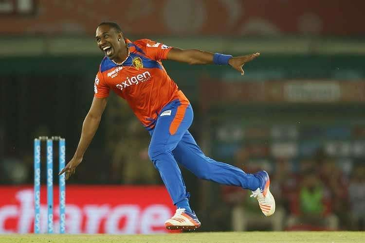 Gujarat Lions' all-rounder Dwayne Bravo ruled out of IPL 2017