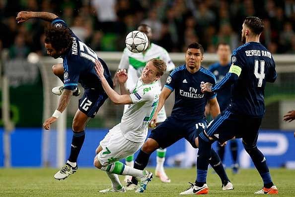 Real Madrid defence