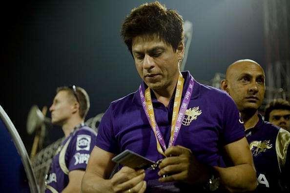 Shahrukh Khan– Owner of Kolkata Knight Riders