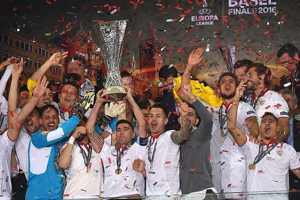 Sevilla Europa League Specialists Liverpool