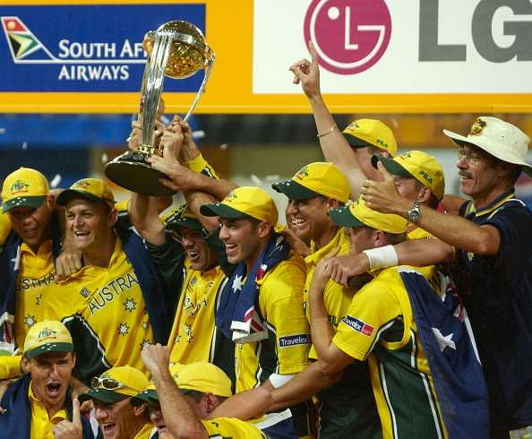 Australia S 2003 World Cup Winning Team Where Are They Now