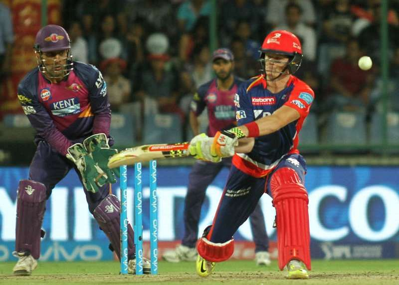 Sam Billings played 11 matches for the Delhi Daredevils in IPL 2016 and 2017