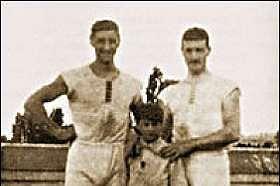 Dimitros Loundras Olympics