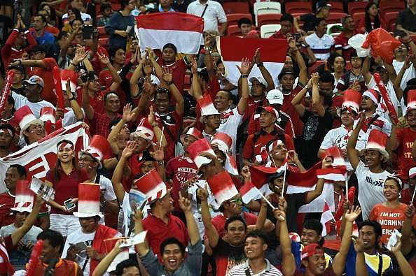 indonesia football