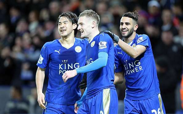 Leicester City players transfer market value