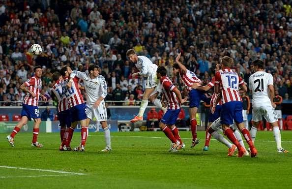 A last gasp equalizer from Sergio Ramos helped Madrid go on to clinch La Decima