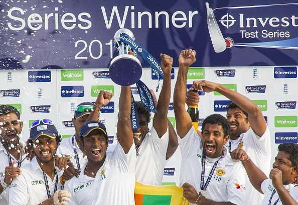 Sri Lanka England Test 2014