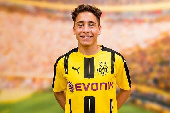 Emre Mor Dortmund confirmed