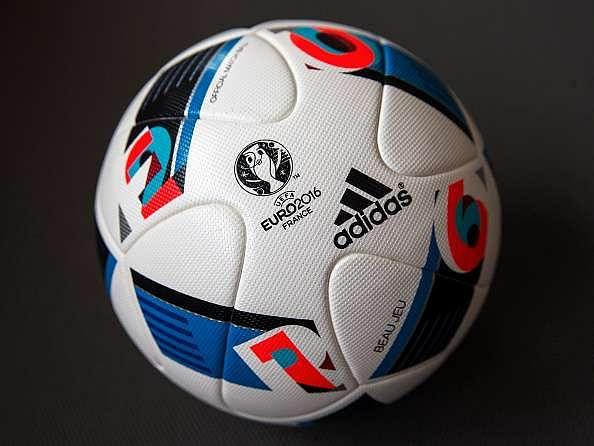 Euro 2016 ball Beau Jeu