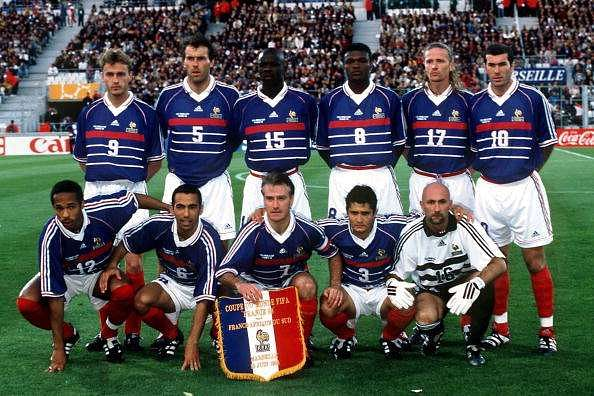 France 1998 2000 Squads Where Are They Now