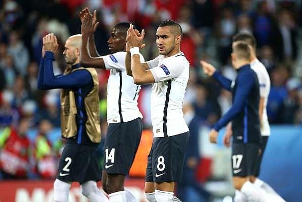 France team qualify