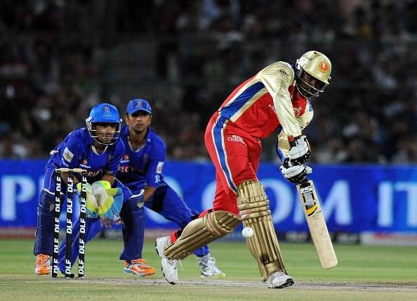 Chris Gayle unlocked a different dimension with the bat for the RCB in 2011.