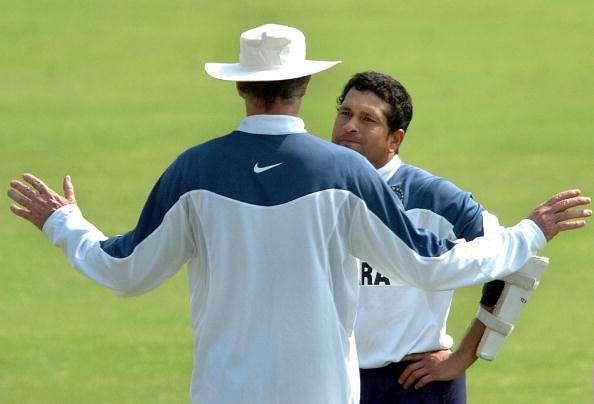Sachin Tendulkar did not agree with Greg Chappell's ideas
