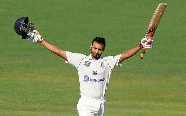 Jeet Raval was selected in the New Zealand squad for the tours of Zimbabwe and South Africa.