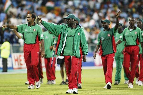 Kenya's 2003 World Cup semi-final team: Where are they now?