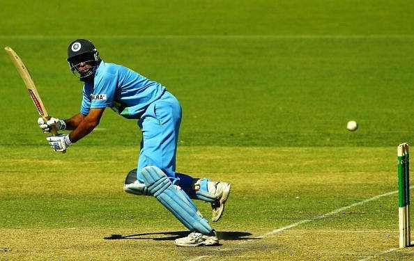 VVS Laxman played a few classy knocks in ODIs too