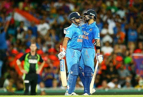 Suresh Raina says every batsman should learn from Virat Kohli