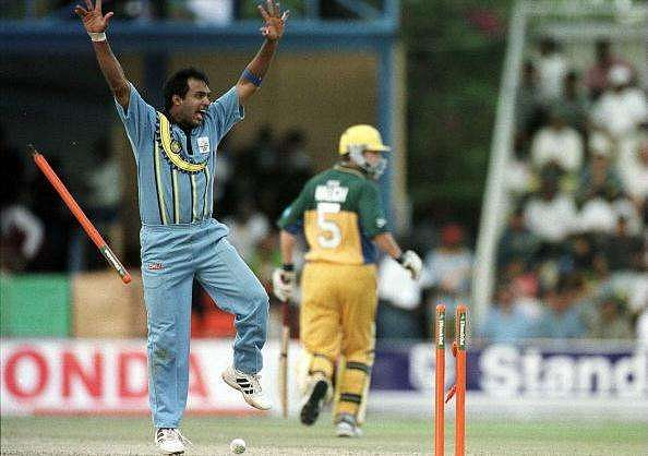 Robin Singh was a regular in the Indian ODI team during the late 1990s