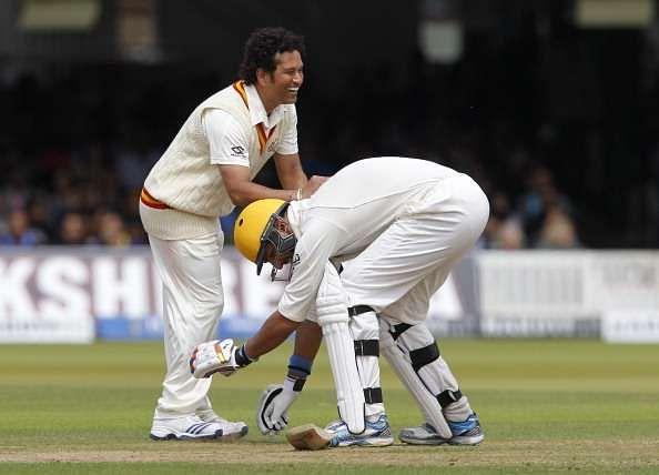 Sachin taught Yuvraj Singh a life lesson