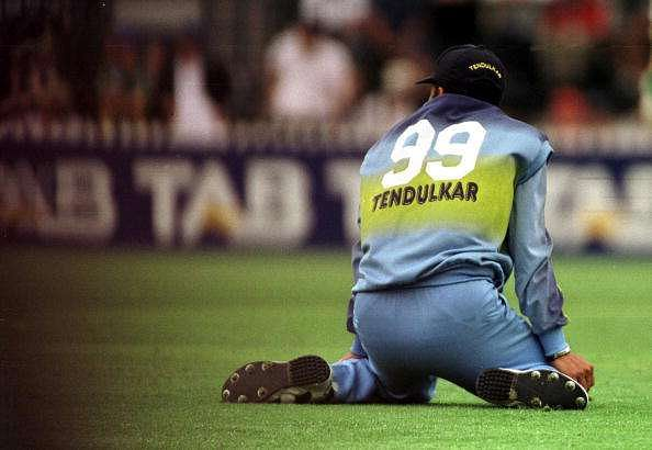 Tendulkar was unhappy with the team given to him