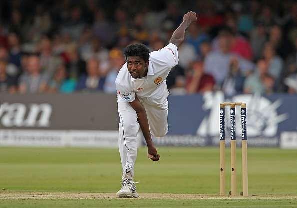 Shaminda Eranga Sri Lanka Cricket