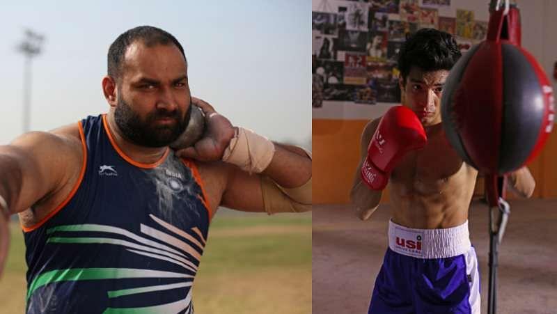 Inderjeet Singh Shiva Thapa India Olympics Olympian Garv Hai Adani