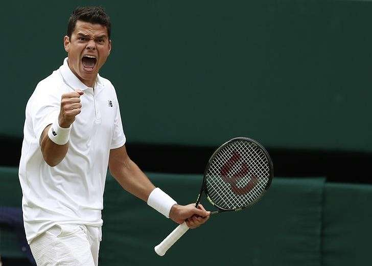 Britain Tennis - Wimbledon - All England Lawn Tennis & Croquet Club, Wimbledon, England - 8/7/16 Canada