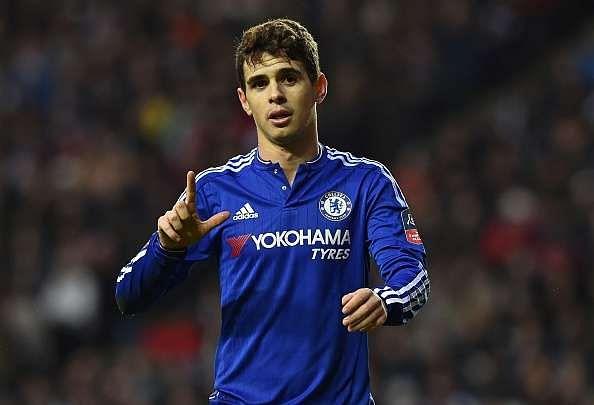 Inter Milan Chelsea Oscar