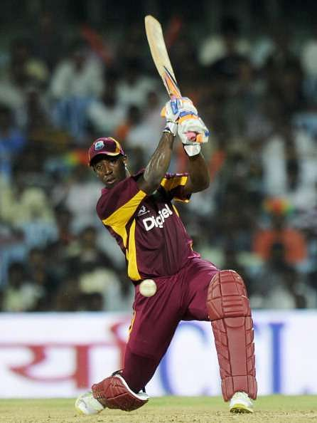 Russell shot to prominence with this blistering knock