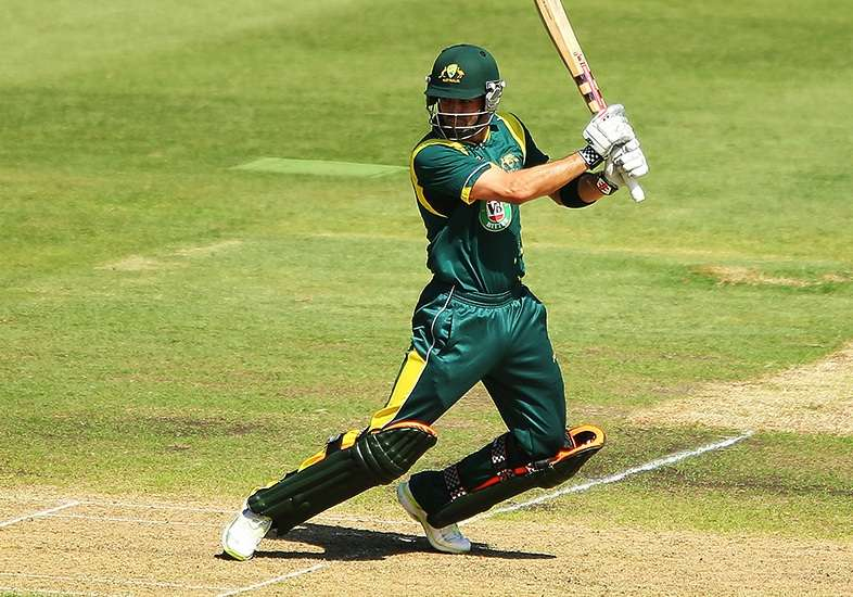 Callum Ferguson did not hit a six in 30 ODIs for Australia (Image Credit: cricket.com.au)