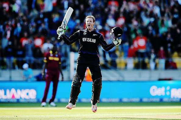 Guptill scored a brilliant 237*, the highest in a World Cup match