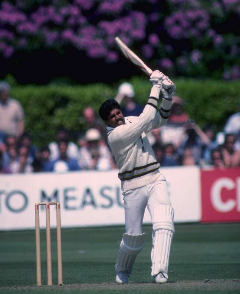 Kapil Dev's historic knock provided the fillip for India's trophy-winning campaign in the 1983 World Cup