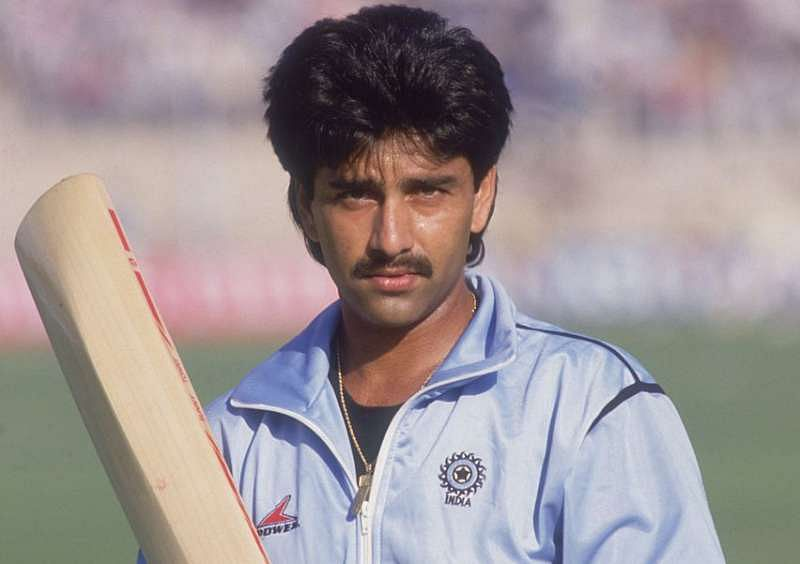 Manoj Prabhakar represented India in 130 ODIs without hitting a six (Image Credit: ESPNCricinfo)